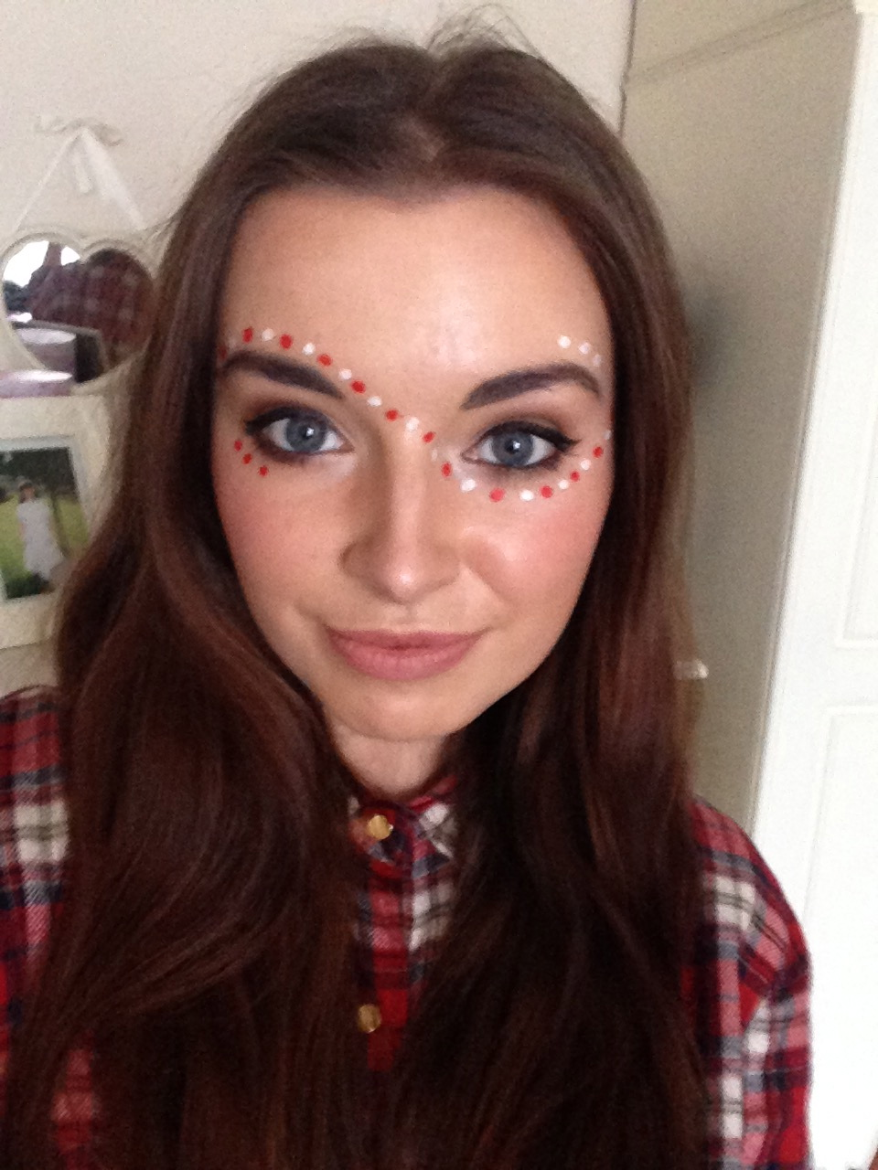 Festival Makeup Tutorial To Create This Look I Used My New Laura